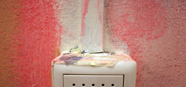 Ellen Pil - Roomt with another view (detail)