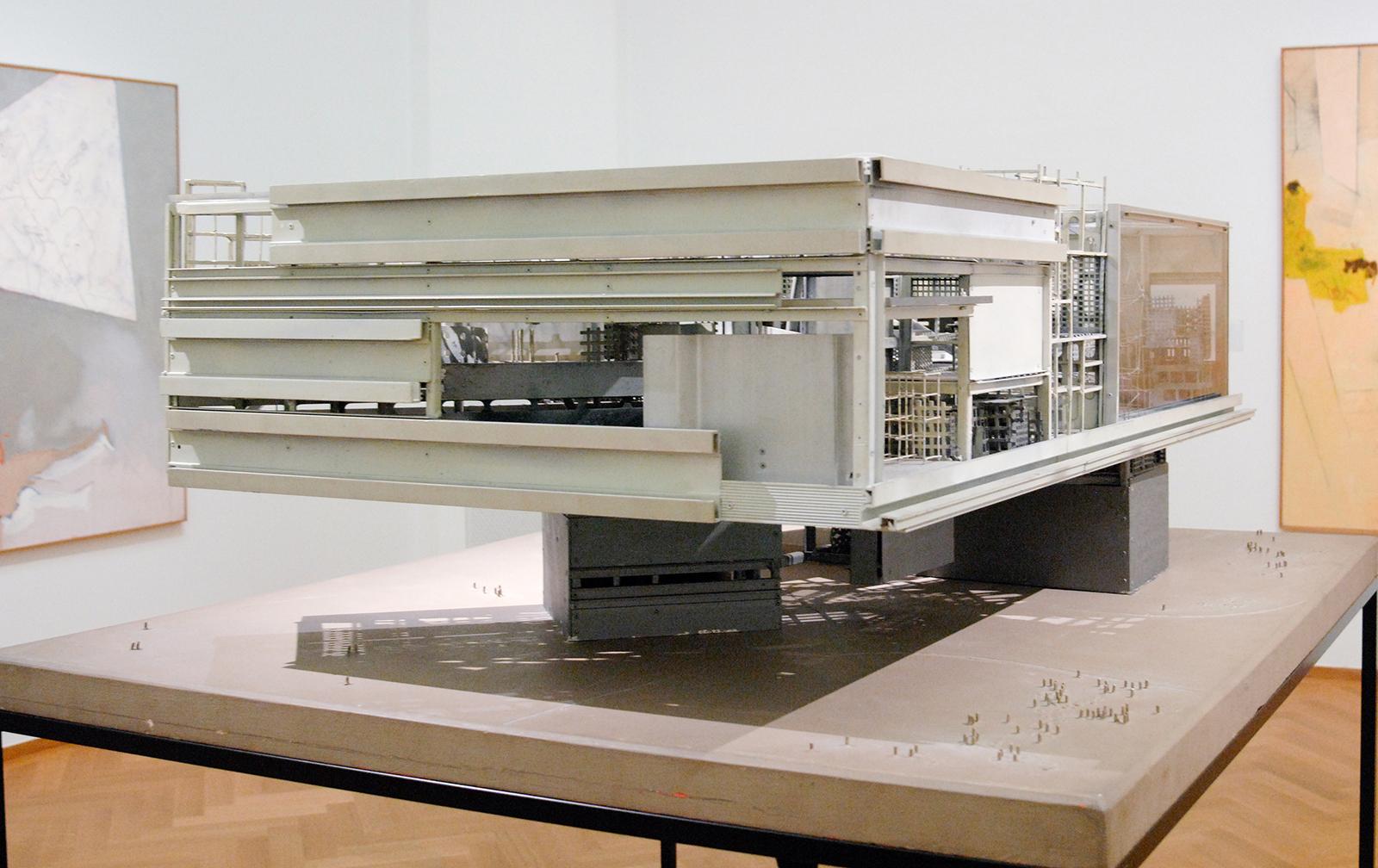 Com Aluminium My Chin Lai : Gemeentemuseum den haag constant new babylon