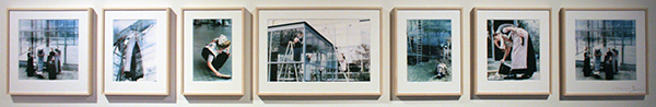 Job Koelewijn - Rietveldpaviljoen - C-print, 1992, 2007